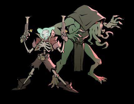 Monsters screenshot